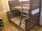 Ліжко Орхідея (Бук Масив) 4