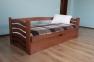 Ліжко Міккі Маус з підйомним механізмом(Бук Масив) 0