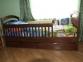 Кровать Арина+ (Бук масив) 5