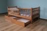 Кровать Буратино (Бук Масив) 0