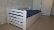 Кровать Мини (Ясень Масив) 8
