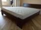 Кровать Титан (Бук Масив) 1