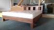 Кровать Алексия (Дуб Щит) 3