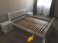 Ліжко Ретро (Дуб Щит) 1