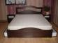 Кровать Лилия (Дуб Щит) 4