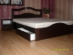 Кровать Лилия (Дуб Щит) 7