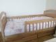 Кровать Арина+ (Ясень масив) 11