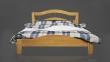 Кровать Лилия (Бук Масив) 27