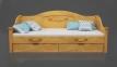 Кровать Барби (Ясень Масив) 26