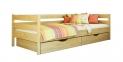 Кровать Нота (Бук Масив) 16