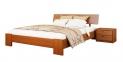 Кровать Титан (Бук Масив) 24