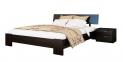 Кровать Титан (Бук Масив) 25