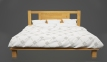 Кровать Ипомея (Бук Щит) 13