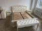Ліжко Радість Люкс (Дуб Масив) 2