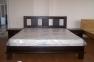 Кровать Алексия (Дуб Щит) 1