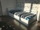 Кровать Мини (Ясень Масив) 9