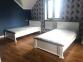Кровать Магнолия (Бук Масив) 1