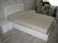 Кровать Селена Ауре (Бук Масив) 2