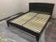 Кровать Бегония (Бук Масив) 2