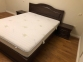 Ліжко Каміла (бук щит) 1