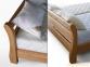 Ліжко Діана (Бук Масив) 3