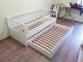 Ліжко Трансформер (Дуб масив) 5