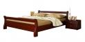 Кровать Диана (Бук Щит) 11