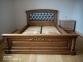 Ліжко Радість Люкс (Дуб Масив) 7