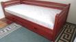 Кровать Мини (Ясень Масив) 18