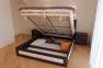Ліжко Амелі з підйомним механізмом (Бук Масив) 3