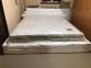Кровать Лофт (деревянный брус) 2