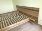 Кровать Леон (Дуб Масив) 2