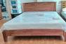 Ліжко Бегонія (Бук щит) 12