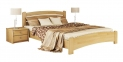 Кровати Венеция Люкс (Бук Масив) 7