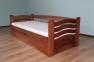 Кровать Колобок (Бук Массив) 1