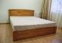 Кровать Бегония (Бук Масив) 14