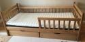 Кровать Буратино (Бук Масив) 6