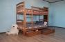 Кровать Бемби (Бук Массив) 1