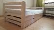 Кровать Мини (Ясень Масив) 3