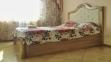 Ліжко Классік з підйомним механізмом (Бук Щит) 5
