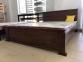 Кровать Магнолия (Бук Щит) 1