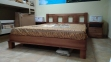 Кровать Алексия (Дуб Щит) 4