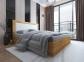 Ліжко Верона з підйомним механізмом (Бук Щит) 3