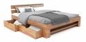 Кровать Бруно (Дуб Масив) 0