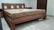 Кровать Алексия (Бук Масив) 9