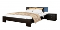 Кровать Титан (Бук Щит) 24