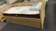 Кровать Мини трансформер (Дуб Щит) 2