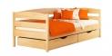 Кровать Нота Плюс (Бук Масив) 11