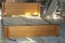 Ліжко Магнолія (Бук Щит) 10
