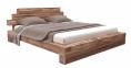 Ліжко Лофт (брус деревянний) 1